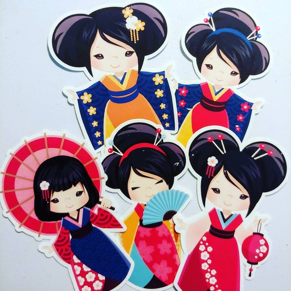Giesha Dolls