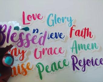 Bible Art...Word Art