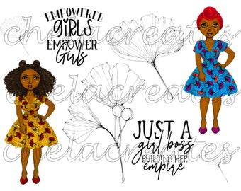 Empowered Girls Empower Girls