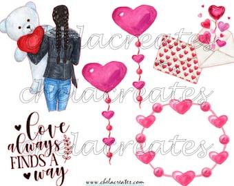 Love Letter Journal Kit