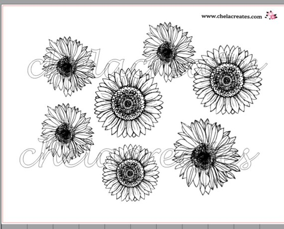 ART Journal Flowers