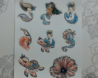 Magestic Mermaids