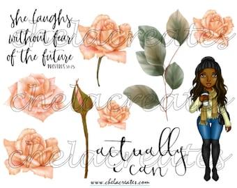 Be Fearless...Journaling Kit