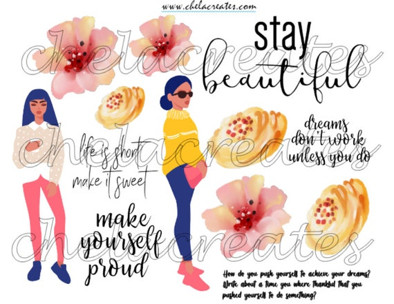 Make Yourself Proud...PRINTABLE