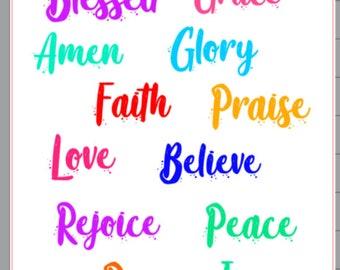 PRINTABLE Faith