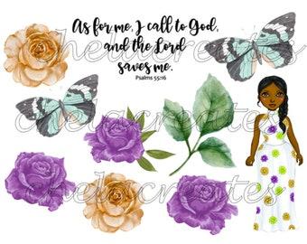 NO FEAR scripture writing kit PRINTABLE