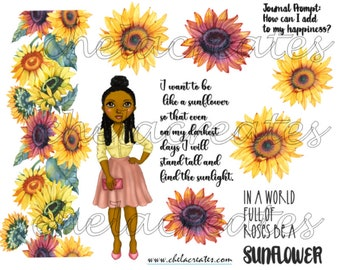 Be a Sunflower DS