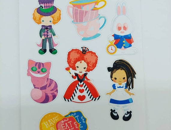 Alice in Wonderland Miro