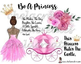 Be A Princess Journal Kit