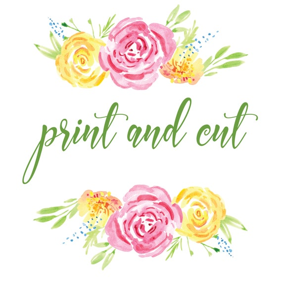 Print and Cut Service