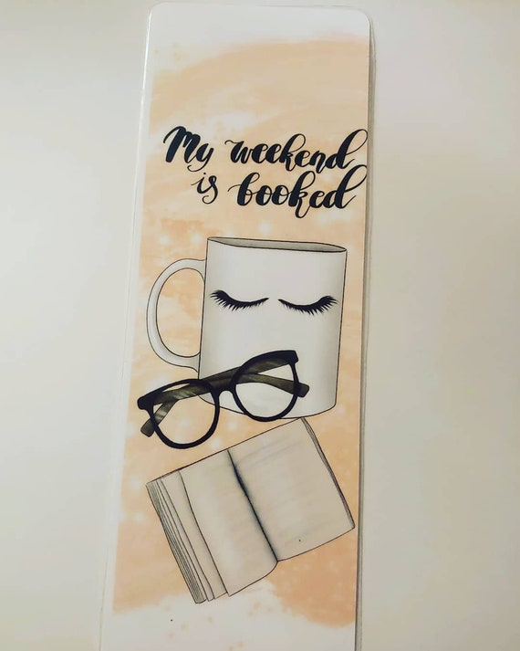 Lash Mug Bookmarker