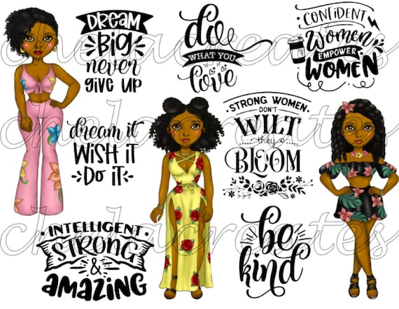 Confident Women Printable