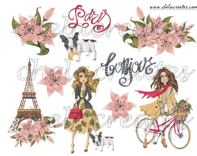 Featured listing image: Paris Girl