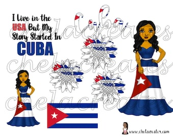 My Story Started in Cuba