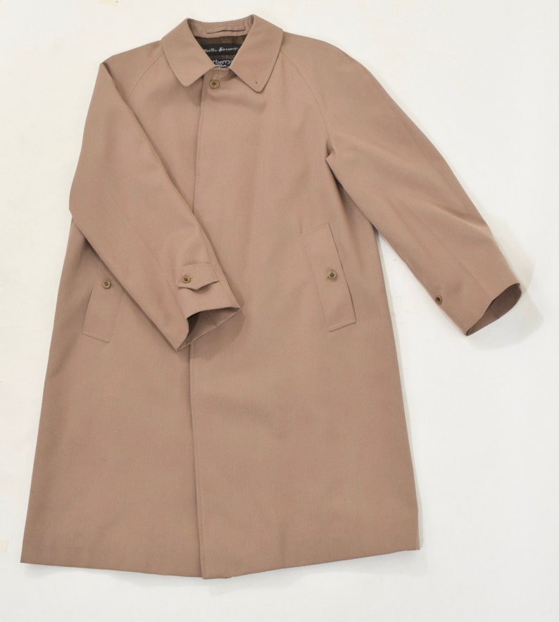 fa8097c6c Burberry Trench Coat / Burberry Trenchcoat / Vintage Burberry / Burberry  Jacket / Burberry Coat