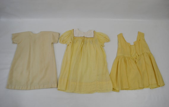 Vintage Lot of Infant and Toddler Nightgowns/Slip… - image 4