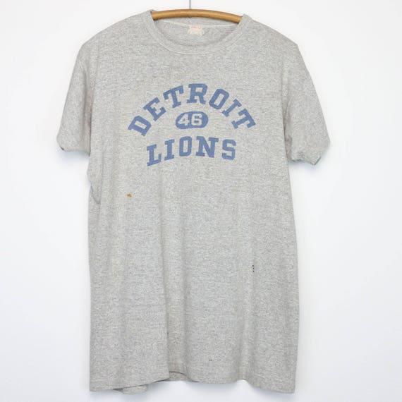 Detroit Lions Shirt Vintage tshirt