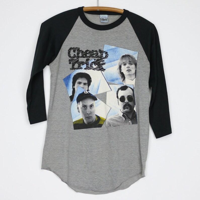 c8002de0e Cheap Trick Shirt Vintage tshirt 1982 One On One 1980s raglan | Etsy
