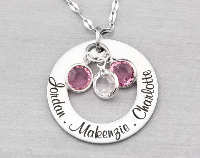 Personalized Necklaces