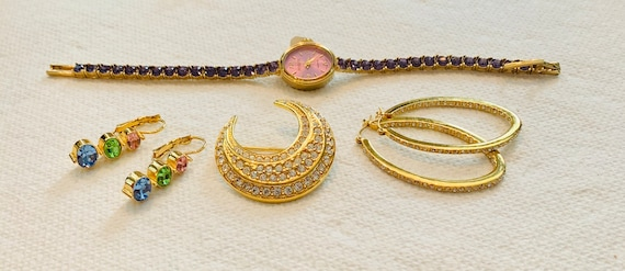 Joan Rivers jewelry lot