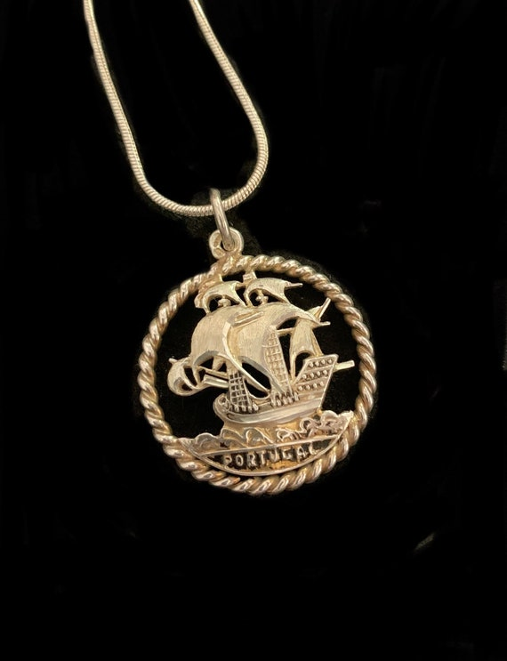 Valentine/'s Day Ornament Gorham Silver Gold Vermeil 3 PC Pendant Cherubs Charm