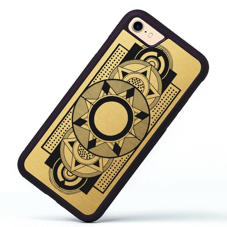 art deco iphone 8 case