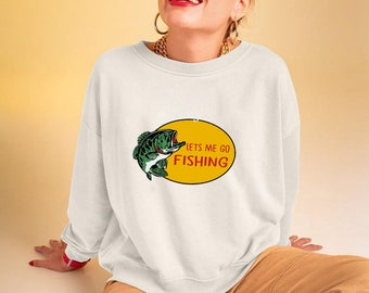 I Really Love It When My Wife Lets Me Go Fishing Shirt, Fishing, Sport, Gift for him, Gift for her, SW