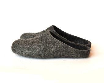 4a51ce967e2af Felt slippers   Etsy