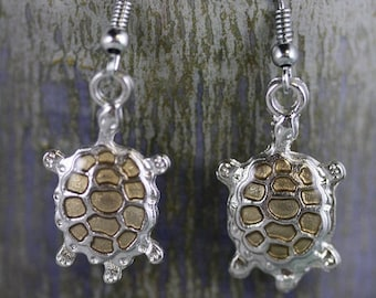 Turtle Earrings - Item 1954