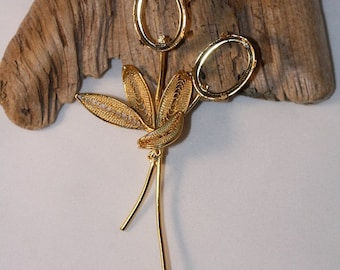 Bouquet Brooch or Pin
