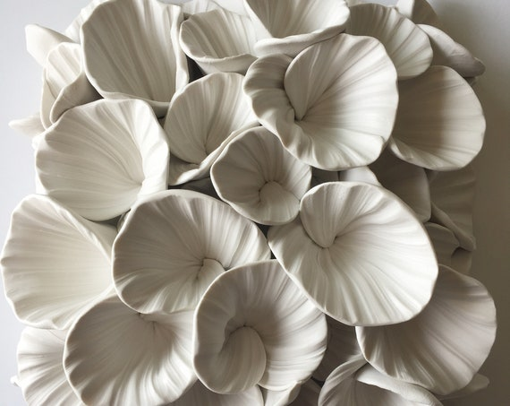 Maitake Clay Wall Tile
