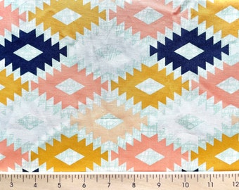 Art Gallery Fabrics Agave Field Southwestern Aztec Print from Arizona by April Rhodes - Premium Designer Cotton Fabric by the Yard