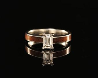 Tiffany Wood Engagement Ring