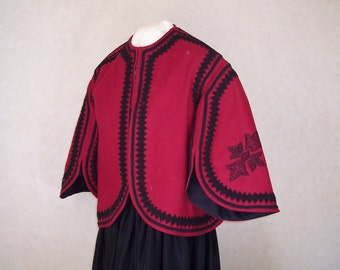 Civil War Ladies Zouave Jacket