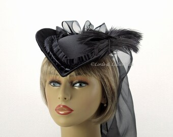Victorian Civil War SteamPunk Fantasy Lolita Hat