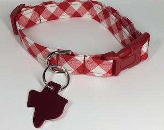 Picnic Dog Collar - Adjustable