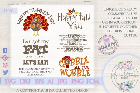 48+ Happy Turkey Day Thanksgiving Design Svg Dxf Eps Ai Jpg Png Crafter Files