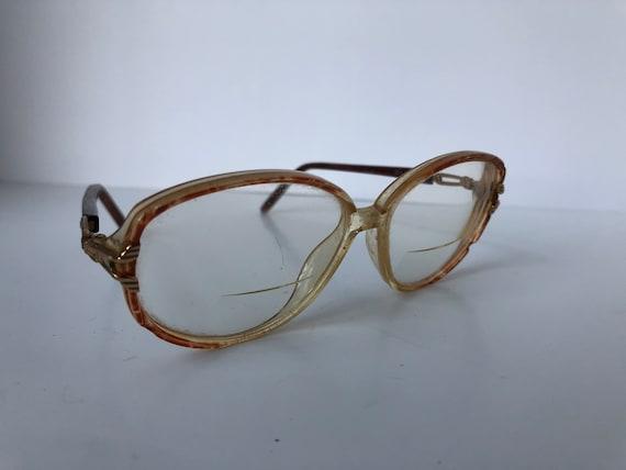 Retro glasses, 1980s glasses,vintage glasses
