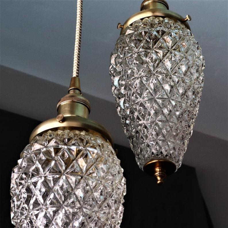 custom made chandelier parts   Bruening Glass Works Part 2