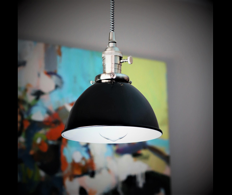 Image of: Handmade Products Ceiling Lighting 1950s Vintage Ceiling Light Mid Century Kitchen Light 7 Pendant Light Bohemian Decor White Gas Station Light Antique Light Fixture