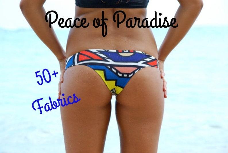 b66413793ed Kaisers REVERSIBLE Brazilian Bikini Bottoms - Create Your Own