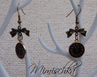earrings alice in wonderland