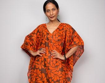 4f41567c03a3 Summer Kaftan Cotton Maxi Dress