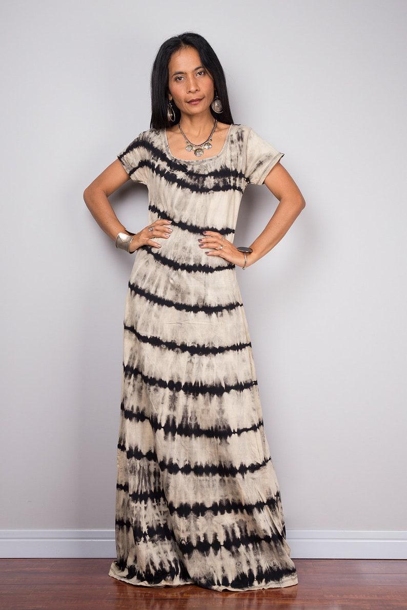 530e770405 Cap sleeve Dress Tie dye dress Bleached Dress T shirt | Etsy