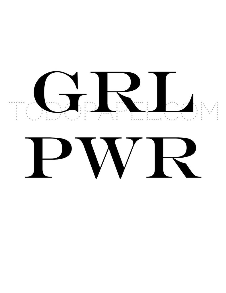 TN Dashboard ~ GRL PWR Dashboards Journaling cards Planner Girl card Louboutin planner cards Journaling cards Girl Power Postcards