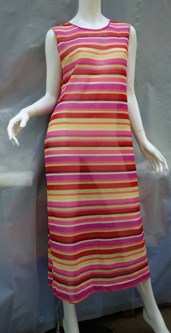 MISSONI Swim Suit Coverup Italian Sz44