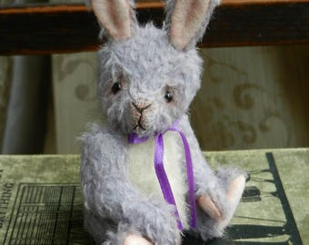 "PDF sewing pattern to make Cicily - 5.25"" bunny"