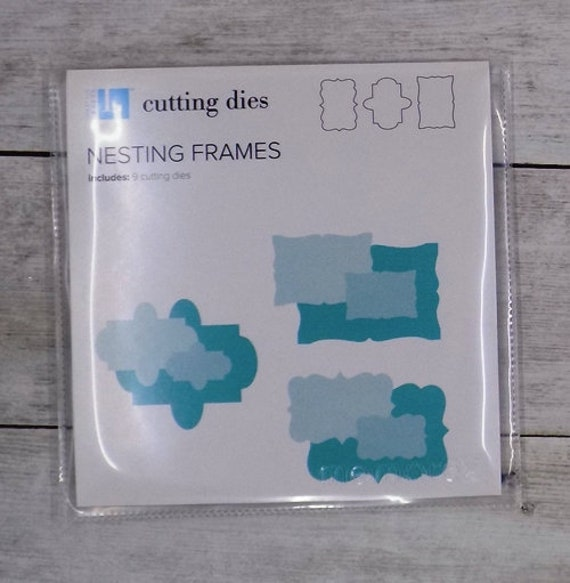 22 Dies -DC0180 Lifestyles//QuicKutz NESTING FRAME 7