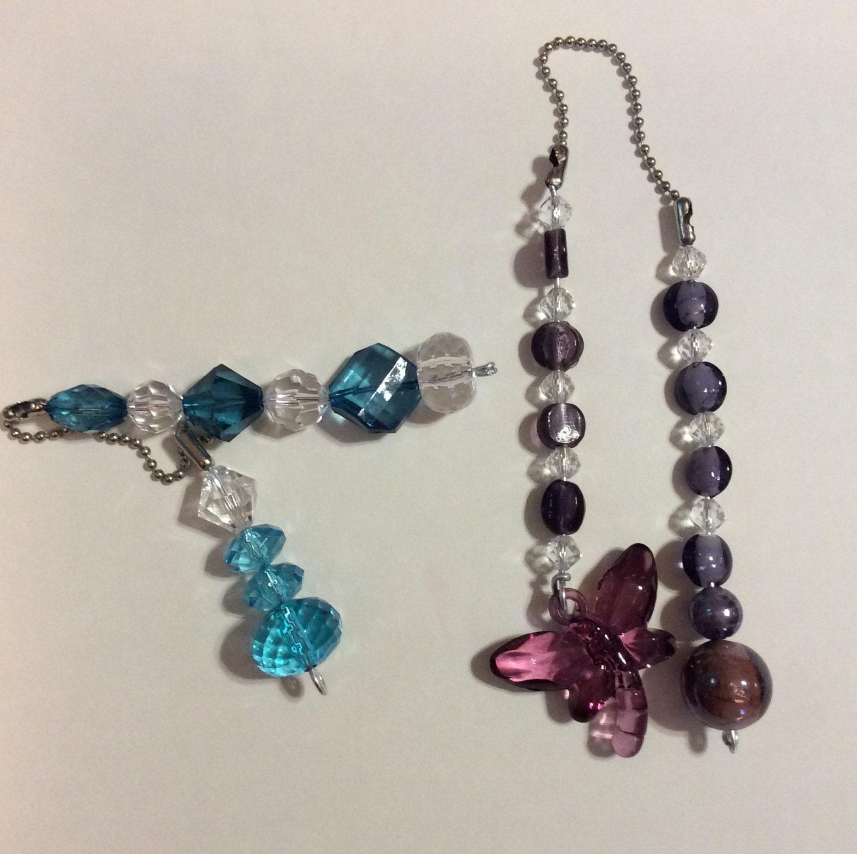 Handgemachte Dekorative Perlen Decke Ventilator ziehen Sätze