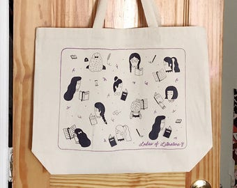 Ladies of Literature Tote (Tote)